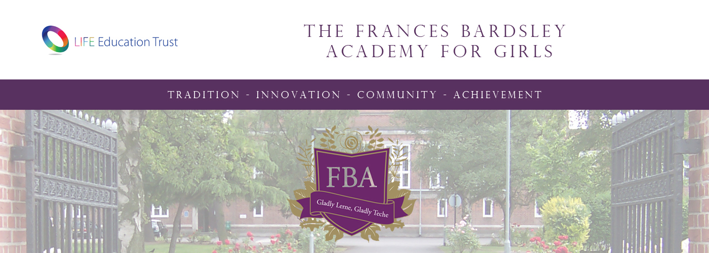 Frances Bardsley Academy For Girls
